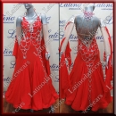 BALLROOM COMPETITION DRESS LDW SIZE M (AS2)