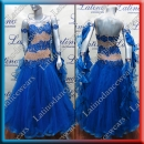 BALLROOM COMPETITION DRESS LDW SIZE M (AS3)