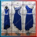 LATIN SALSA COMPETITION DRESS LDW (VL537A)