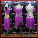 LATIN SALSA COMPETITION DRESS LDW (LT1450)
