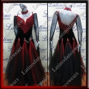 BALLROOM COMPETITION DRESS LDW SIZE M (AS4)