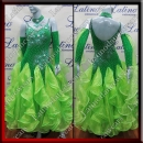 BALLROOM COMPETITION DRESS LDW SIZE M (AS5)
