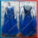 BALLROOM COMPETITION DRESS LDW SIZE M (AS6)