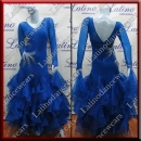 BALLROOM COMPETITION DRESS LDW SIZE M (SS93)