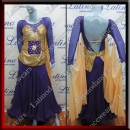 BALLROOM COMPETITION DRESS LDW SIZE M (SS94)