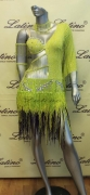 LATIN SALSA COMPETITION DRESS LDW (LS116) only on sale on latinodancewears.com
