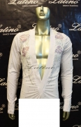 MAN LATIN SALSA SHIRT LDW (BS16)