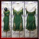 LATIN SALSA COMPETITION DRESS LDW (LT1464)
