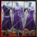 LATIN SALSA COMPETITION DRESS LDW SIZE M (VL537)