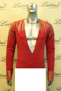 MAN LATIN SALSA SHIRT LDW (BS40)