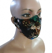 CUSTOM HANDMADE DECORATION FACE MASK (KTDC02)