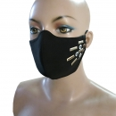 CUSTOM HANDMADE DECORATION FACE MASK (KTDC04)
