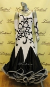 BALLROOM COMPETITION DRESS LDW (SS32) only on sale on latinodancewears.com