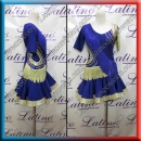 LATIN SALSA COMPETITION DRESS LDW (LT1481)