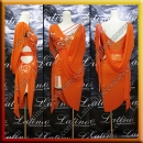 LATIN SALSA COMPETITION DRESS LDW (LT1483)