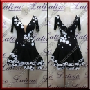 LATIN SALSA COMPETITION DRESS LDW (LT1484)