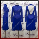 LATIN SALSA COMPETITION DRESS LDW (LS429)