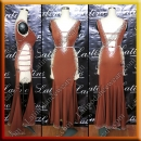 LATIN SALSA COMPETITION DRESS LDW (LS432)