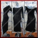 LATIN SALSA COMPETITION DRESS LDW SIZE M (VL590)