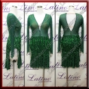 LATIN SALSA COMPETITION DRESS LDW (LT1446A)