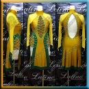 LATIN SALSA COMPETITION DRESS LDW (LT3004C)