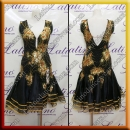 LATIN SALSA COMPETITION DRESS LDW (LS434)