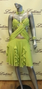 LATIN SALSA COMPETITION DRESS LDW (LS157) only on sale on latinodancewears.com