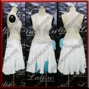 LATIN SALSA COMPETITION DRESS LDW (LT3101)