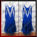 BALLROOM COMPETITION DRESS LDW (VS201)