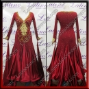 BALLROOM COMPETITION DRESS LDW (VS202)