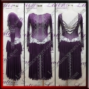 LATIN SALSA COMPETITION DRESS LDW (VL742)