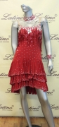 LATIN SALSA COMPETITION DRESS LDW (LS160) only on sale on latinodancewears.com
