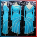 LATIN SALSA COMPETITION DRESS LDW (VL746)