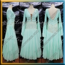 BALLROOM COMPETITION DRESS LDW (ST3515)