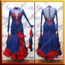BALLROOM COMPETITION DRESS LDW (ST1046)