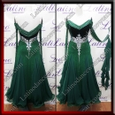BALLROOM COMPETITION DRESS LDW (ST3516)