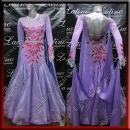 BALLROOM COMPETITION DRESS LDW SIZE M (VS169)