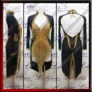 LATIN SALSA COMPETITION DRESS LDW (LS448)