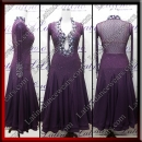BALLROOM COMPETITION DRESS LDW (ST1053)