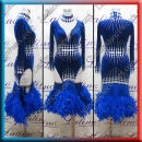 LATIN SALSA COMPETITION DRESS LDW (LS451)