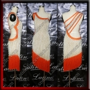 LATIN SALSA COMPETITION DRESS LDW (LS452)