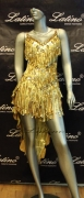 LATIN SALSA COMPETITION DRESS LDW (LS106) only on sale on latinodancewears.com