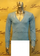 MAN LATIN SALSA SHIRT LDW (BS40A)