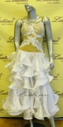 BALLROOM COMPETITION DRESS LDW (ST167) only on sale on latinodancewears.com