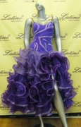 BALLROOM COMPETITION DRESS LDW (ST169) only on sale on latinodancewears.com