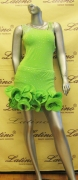 LATIN SALSA COMPETITION DRESS LDW (LS169) only on sale on latinodancewears.com