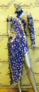 LATIN SALSA COMPETITION DRESS LDW (LS184)