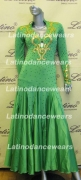 BALLROOM COMPETITION DRESS LDW (ST173)