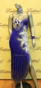 LATIN SALSA COMPETITION DRESS LDW (VL276)