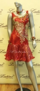 LATIN SALSA COMPETITION DRESS LDW (LT611)